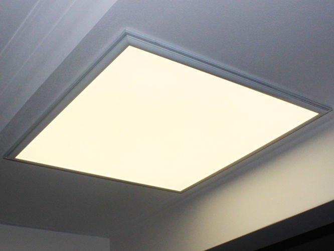 panel led 595x595 mm 42w 4320 lm 60x60 cm wodoodporny. Black Bedroom Furniture Sets. Home Design Ideas