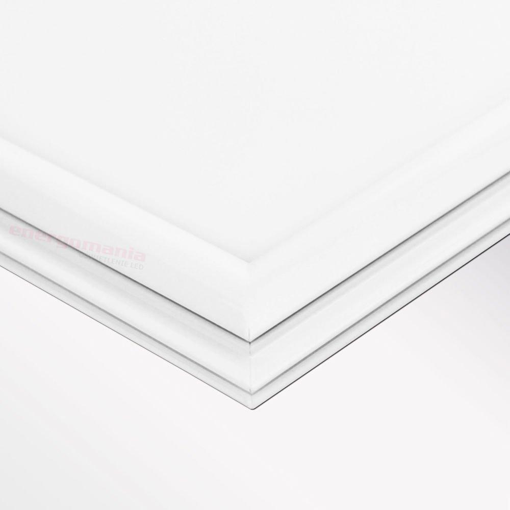 panel led 595x595 mm 45w 3600 lm 60x60 cm panele led panele led. Black Bedroom Furniture Sets. Home Design Ideas