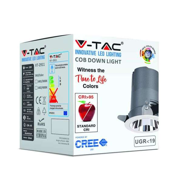 Downlight LED 22W COB CREE