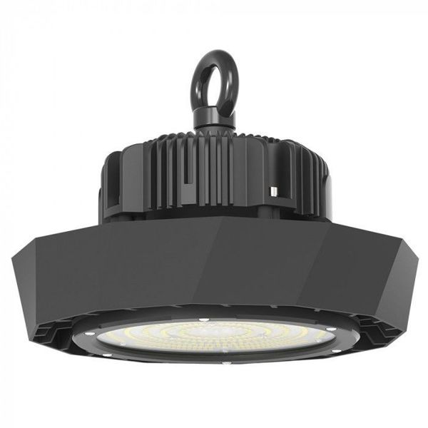 Lampa magazynowa High Bay UFO LED 150W 19500 lm 120° Mean Well VT-9177