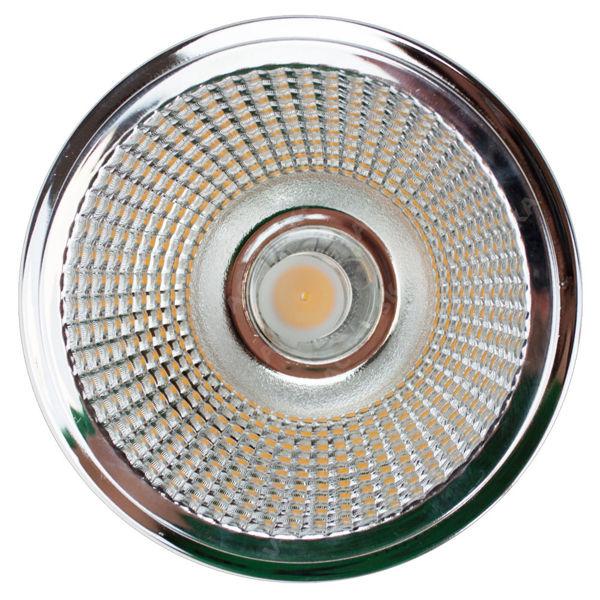 20w Led Odpowiednik: Żarówka Halogenowa LED 20W AR111 QR111 G53 20° Z