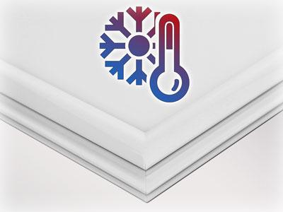 Aluminiowa rama panelu LED marki V-TAC POLSKA