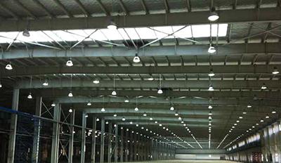 lampy led do wewnętrzne do hali led 150w